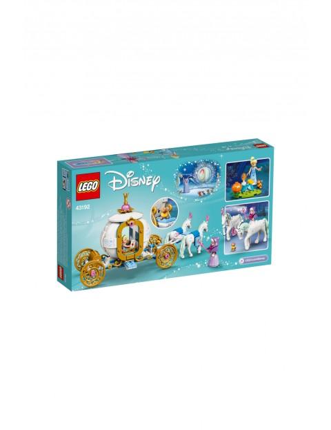 Klocki LEGO Disney Princess - Królewski powóz Kopciuszka - 237 elementów