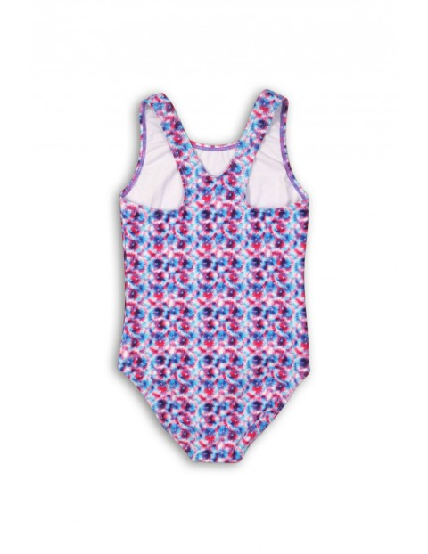 Strój kąpielowy fioletowy dla dziewczynki