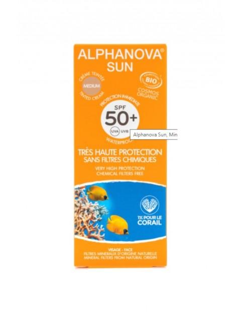 Wodoodporny krem na słońce Alphanova SPF 50+ - 50g