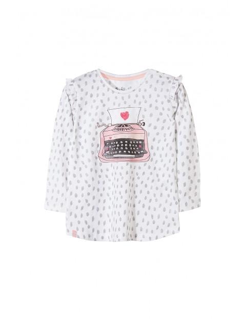 Bluzka niemowlęca z długim rękawem5H3506