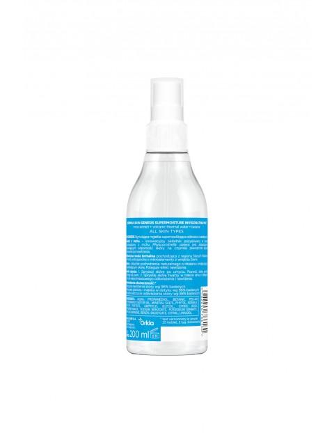 DERMIKA SKIN GENESIS Stymulująca mgiełka super nawilżająca a w sprayu 30-40+ - 200 ml