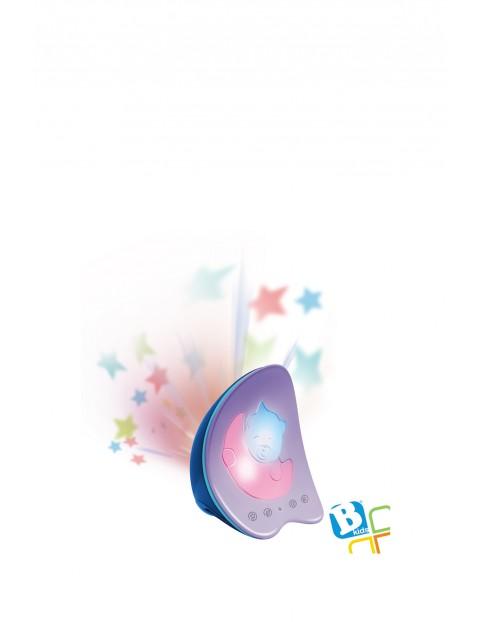 Gwiazdki - projektor lampka nocna