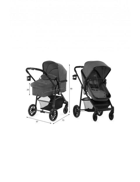 Kinderkraft wózek wielofunkcyjny 2w1 JULI Kinderkraft