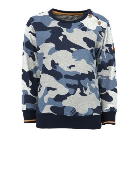 Bluza nierozpinana 1F35CI