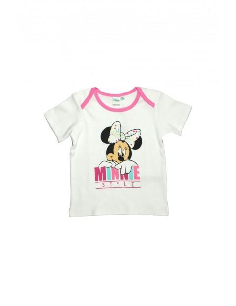 T-shirt niemowlęcy 100% bawełna 5I34BR