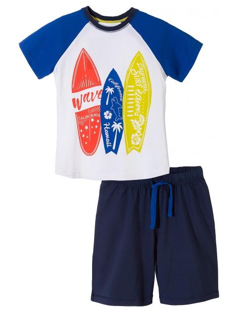 Piżama chłopięca 2W3604