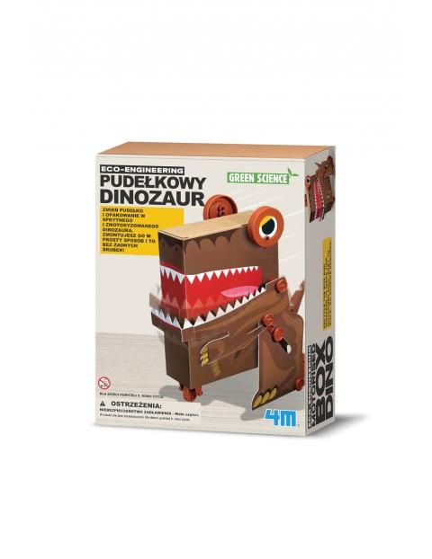 Zrób to sam- Pudełkowy dinozaur wiek 5+