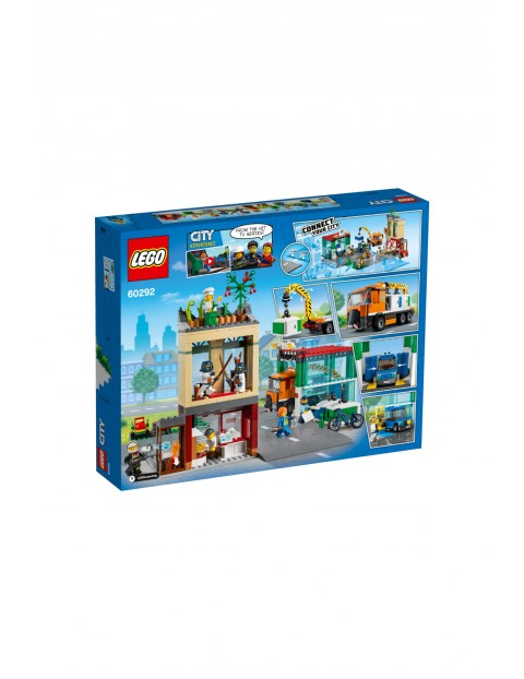 LEGO City - Centrum miasta - 790 el