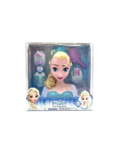 Głowa do stylizacji Elsa 3Y33F6