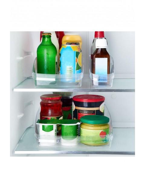 Pojemniki do lodówki na owoce i warzywa 3 szt
