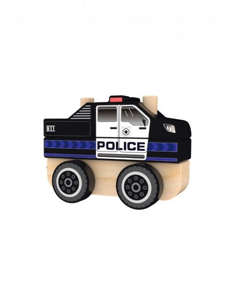 Policja Zabawka drewniana - Trefl