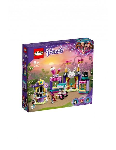 Lego Friends Magiczne stoiska w wesołym miasteczku 41687 - 361 elementów, wiek 6+