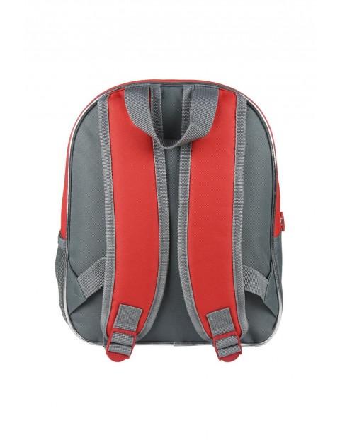Plecak dla chłopca 3D Spiderman - czerwony