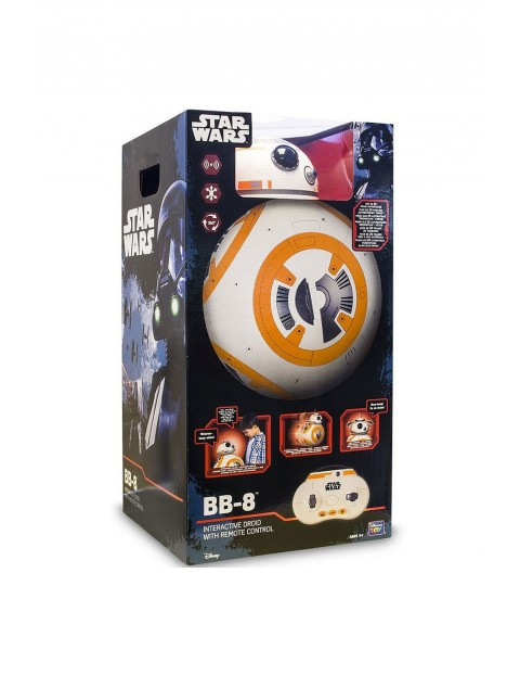 Star Wars Bb8 interaktywny droid 2Y34BQ