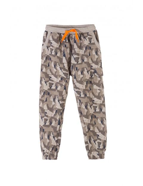 Spodnie dresowe chłopięce 2M3310
