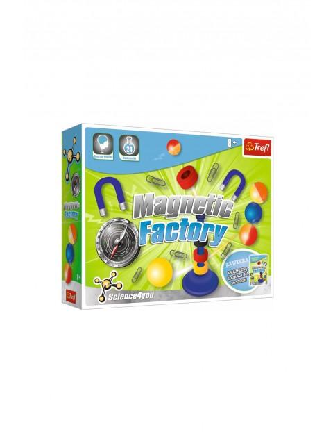 Fabryka Magnesów-Science4You zestaw L Trefl