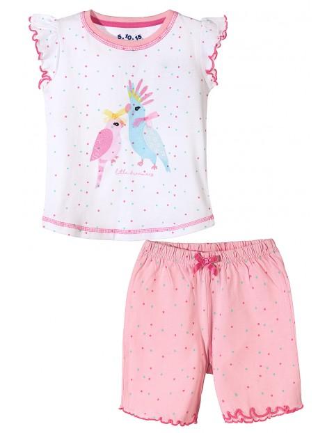 Pidżama dziewczęca 3W3415