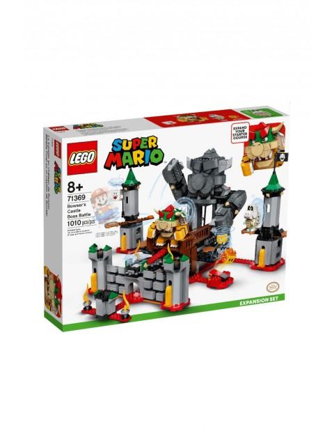 LEGO® Super Mario™  Walka w zamku Bowsera - 1010 elementów wiek 8+