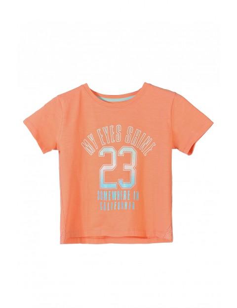 T-shirt dziewczęcy 4I3023