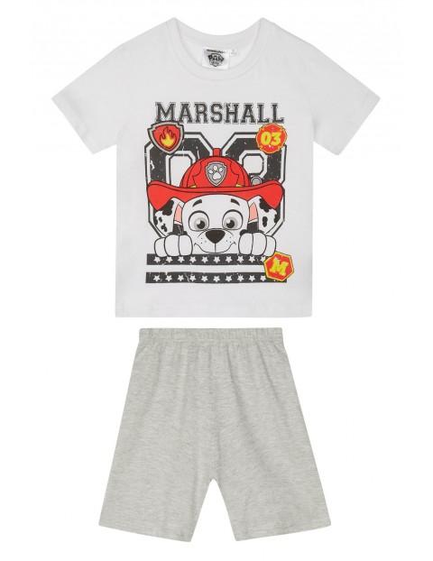 Piżama chłopięca Psi Patrol- Marshall