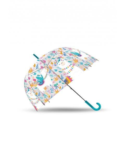 Parasolka dla dziewczynki Alpaca