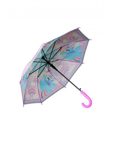 Parasolka dziewczęca Pony