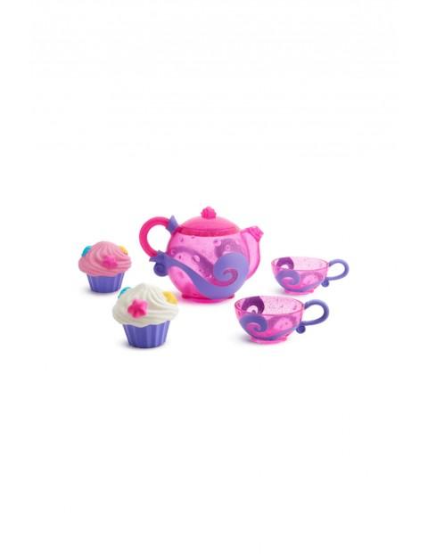 Munchkin zestaw kąpielowy herbata i ciastka