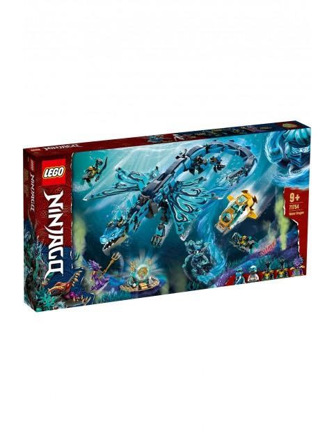 LEGO Ninjago - Smok wodny 71754 - 737 elementów, wiek 9+