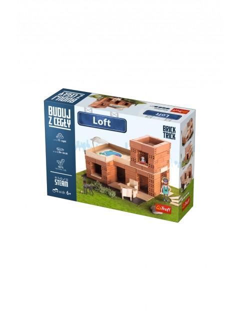 Klocki ceramiczne Brick Trick Trefl- Loft 95el