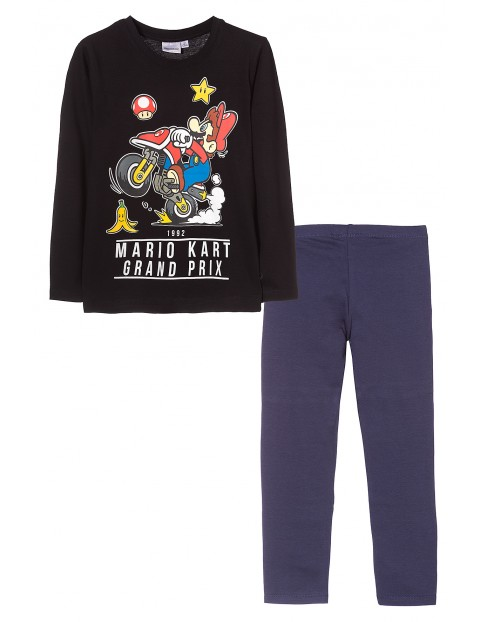 Piżama chłopięca Mario Bros 1W35B9