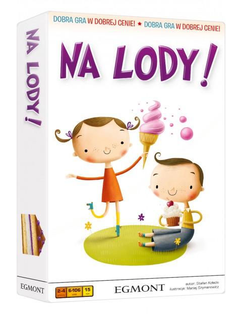 Gra edukacyjna - Na Lody! wiek 6+