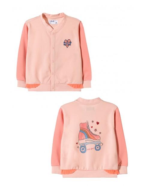 Bluza niemowlęca 5F3403