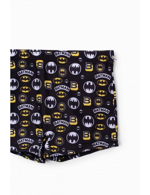 Szorty kąpielowe chłopięce Batman - czarne