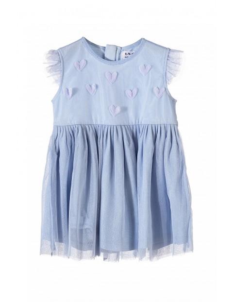 Sukienka niemowlęca 5K3403