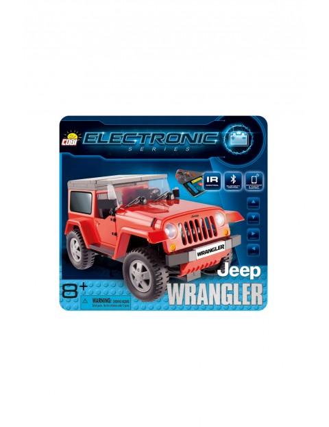 Jeep Wrangler z Bluetooth COBI