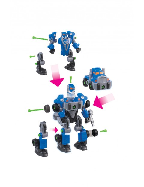 Rozkręcony Robot