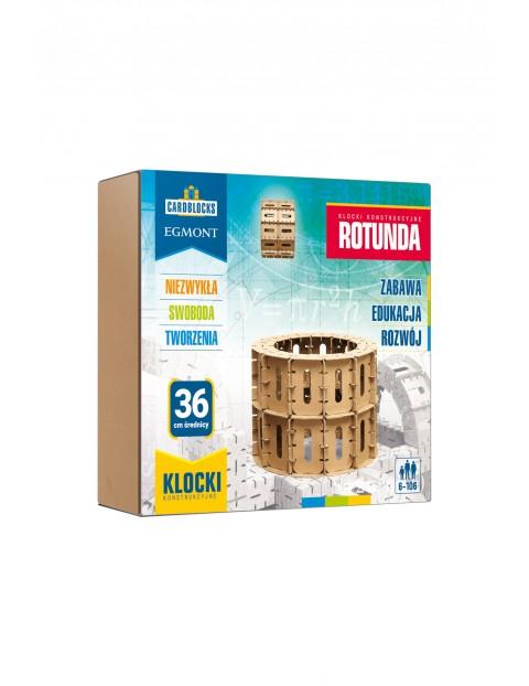 Cardblocks Kartonowe klocki konstrukcyjne- Rotunda wiek 6+
