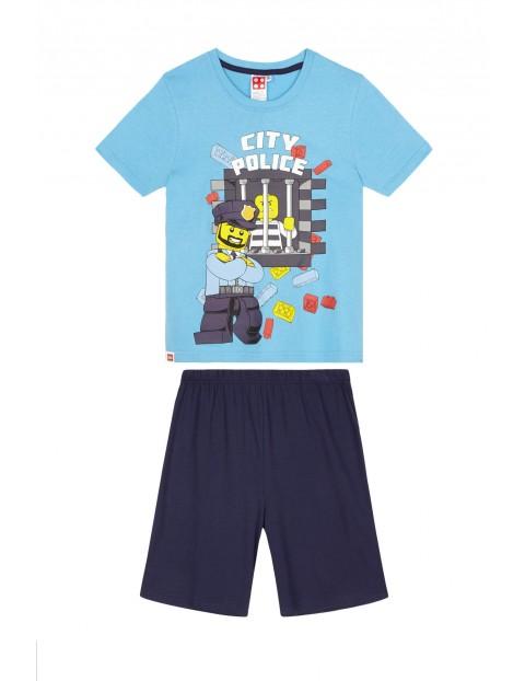 Piżama chłopięca Lego City- Police