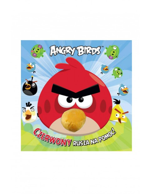 Książka Angry Birds 1Y2842