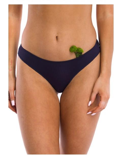 Granatowe figi damskie Key 2 Pac