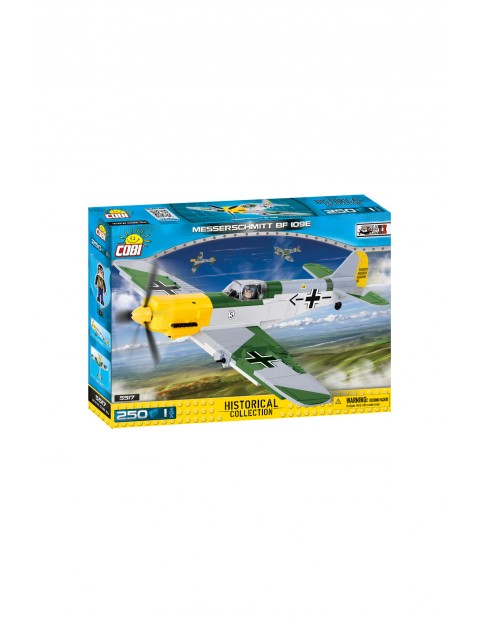 Klocki COBI Samolot Messerschmitt 250el