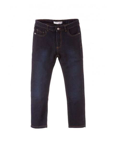 Spodnie chłopięce jeansowe 1L35BB