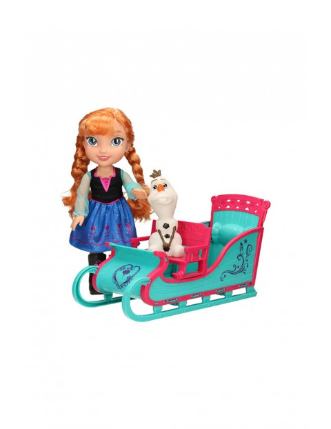 Lalka Anna i Olaf - zestaw Frozen 3Y30B8