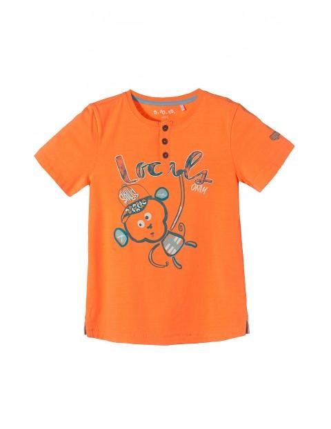 T-shirt chłopięcy 1I3457