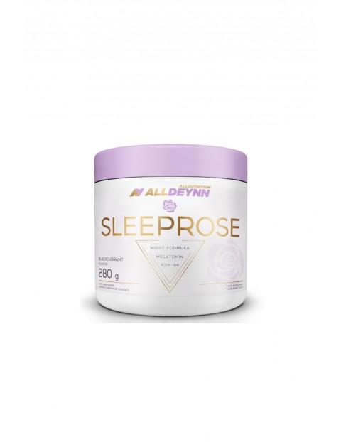Suplementy diety - Allnutrition  ALLDEYNN Sleeprose 280 g Tropical Orange