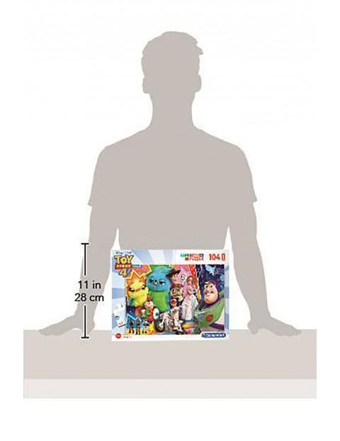 Puzzle Maxi Super Color Toy Story 4  - 104 elementy wiek 4+