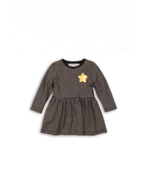 Sukienka niemowlęca w paski 5K35AB