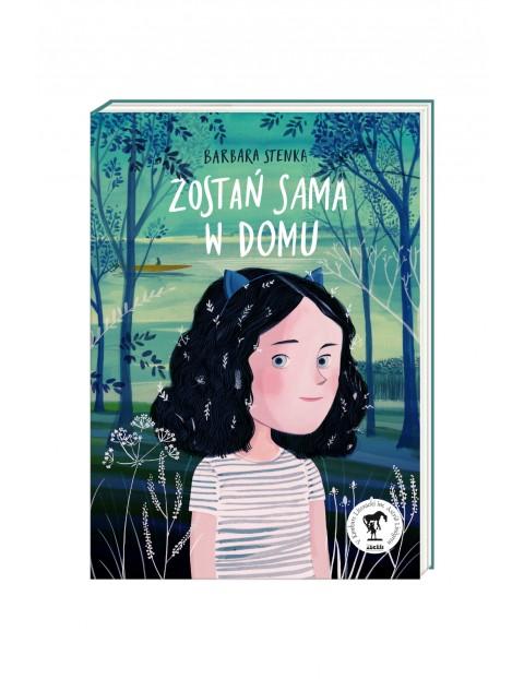 Książka dziecięca - Zostań sama w domu