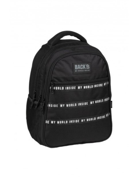 Plecak szkolny BackUp Czarny
