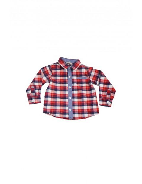 Koszula chłopięca 100% bawełna 1J35AN